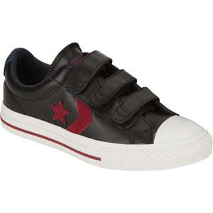 kids  boys  shoes  converse star player 3v ox boys