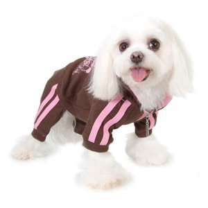 Puppy Angel Designer Dog Apparel   Perfect Puppy Tracksuit