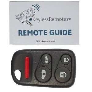 com 2001 2004 Honda Odyssey Keyless Entry Remote Fob Clicker With Do