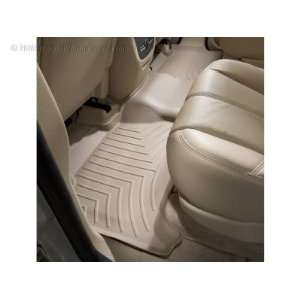 WeatherTech 41180 Cadillac Escalade ESV Tan 3rd Row