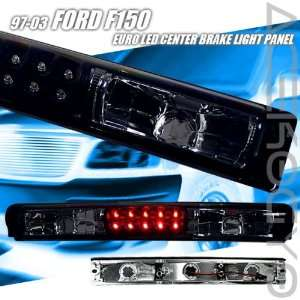 Ford F150 Led Tail Lights Black LED Third Brake Light 1997