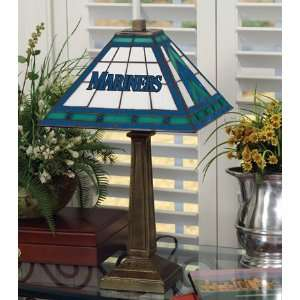 23 MLB Seattle Mariners Baseball Mission Table Lamp