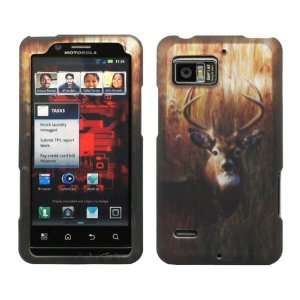 Case for Verizon Motorola Droid Bionic XT875 + LCD Screen Guard Film