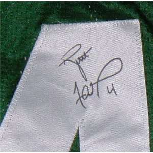 Brett Favre Autographed/Hand Signed Packers Jersey