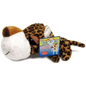 Mini FatHedz Plush Mini Cheetah Dog Toy