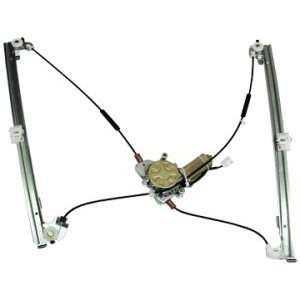 Front power Window Regulator with Motor Passenger Side