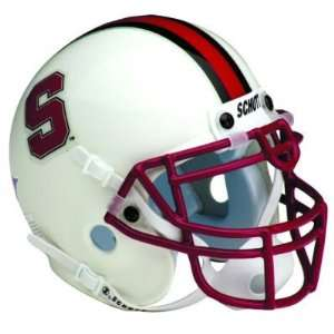 CARDINAL OFFICIAL FULL SIZE SCHUTT FOOTBALL HELMET