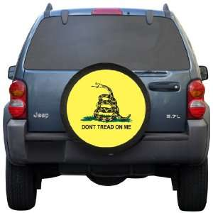 29/30 Dont Tread On Me Spare Tire Cover   Jeep Wrangler TJ, Liberty