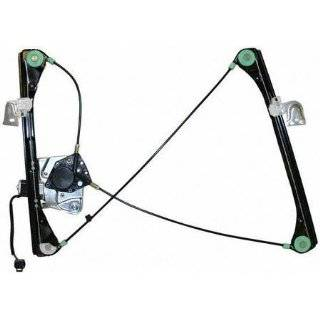 99 05 PONTIAC GRAND AM FRONT WINDOW REGULATOR LH (DRIVER