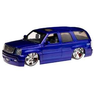 Dub City Big Ballers 118 Cadillac Escalade Diecast Model Vehicle