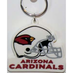 Arizona Cardinals NFL Licensed Key Chain Ring  Sports